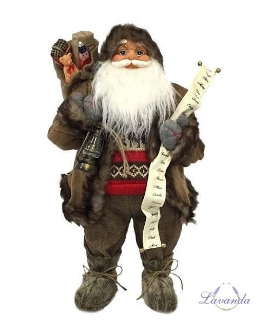Santa Claus s lucernou a90d54b8a2d