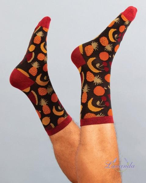 Pánske Vintage ponožky Tropical Mix ac1ce1cedc