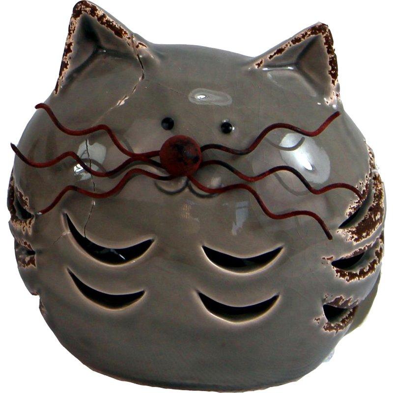 veľký kohúty n mačička