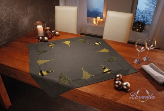 Obrus Golden Tree